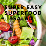 Superfood Salad Trio