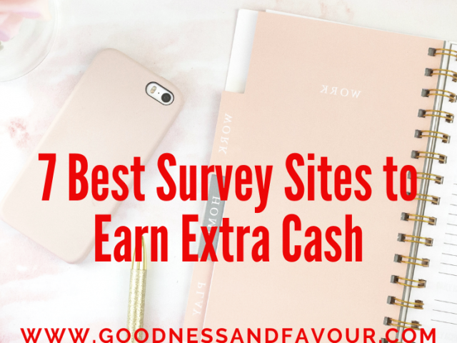 7 Best Survey Sites to Earn Extra Cash