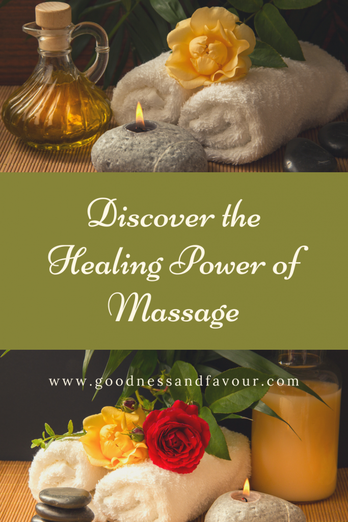 Discover the Healing Power of Massage