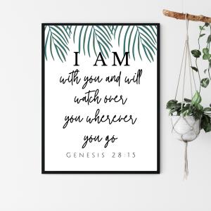 Scripture Wall Art