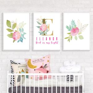 Baby Room Wall Art